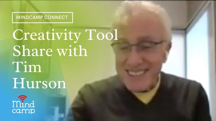Tim Hurson entrega siete consejos para pensar creativamente