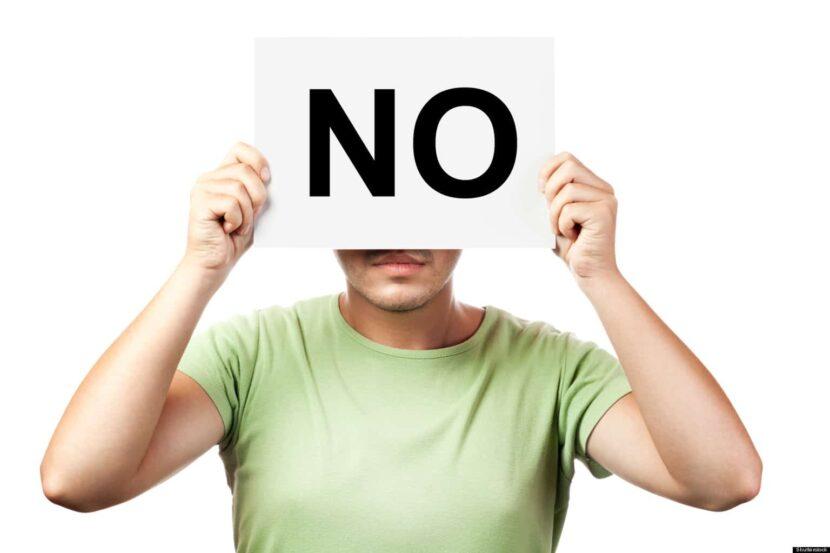 Decir No, la parte más difícil de un negocio