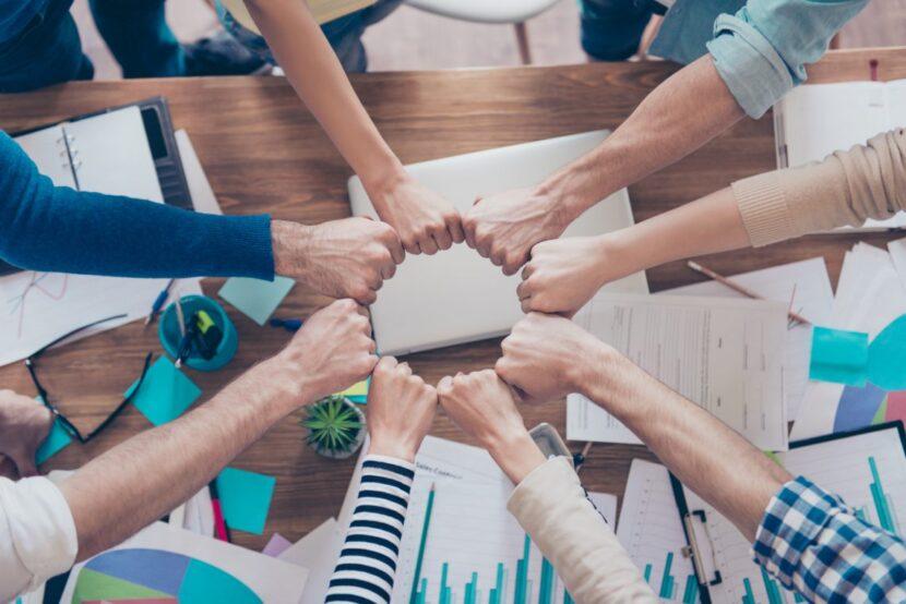 Cómo crear un buen equipo de trabajo