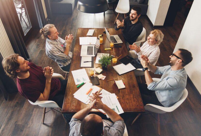 ¿Cómo formar un equipo de trabajo exitoso?