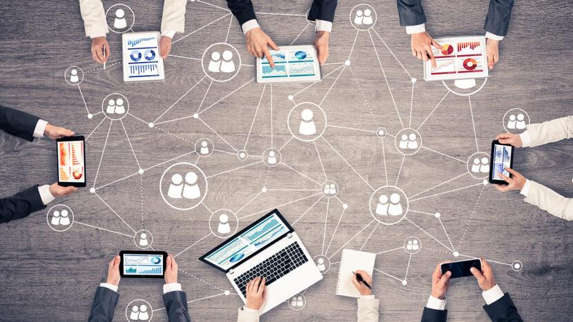 Aprendizaje colaborativo, organizacional, en red.