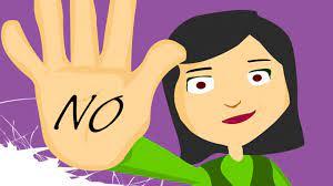 La #efectividad comienza diciendo NO.