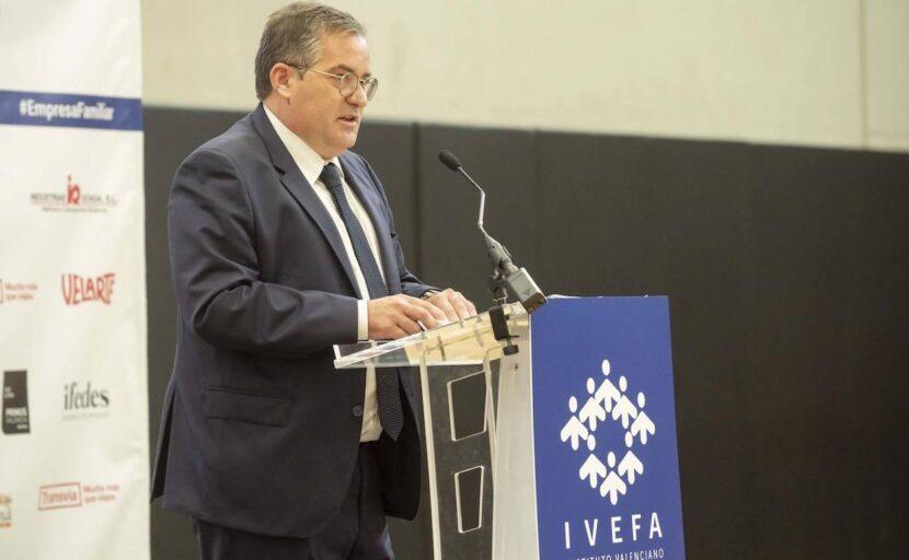 Francisco Vallejo: «El apellido no te da el puesto, sólo te otorga la propiedad de tu empresa»