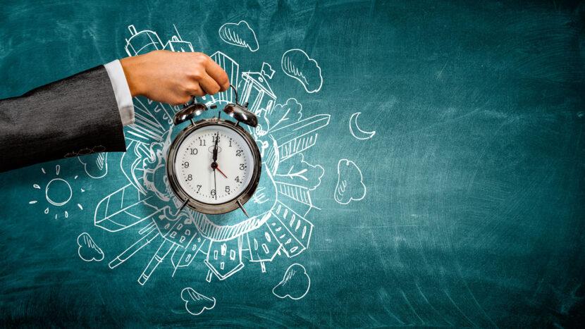 ¿Gestionas bien tu tiempo? La asignatura pendiente y la clave para superarla